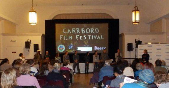 """Straggler"" makes it into Carrboro Film Festival 2017!"